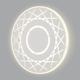 Фото №2 Настенный светодиодный светильник 40148/1 LED белый