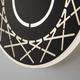 Фото №4 Настенный светодиодный светильник 40148/1 LED черный