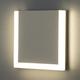 Фото №4 Настенный светодиодный светильник 40146/1 LED белый