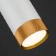 Фото №4 Подвесной светодиодный светильник 50164/1 LED белый/золото