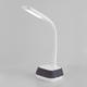 Фото №2 Светодиодная настольная лампа с динамиком 80417/1 белый