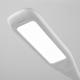 Фото №6 Светодиодная настольная лампа с динамиком 80417/1 белый