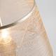 Фото №3 Настольная лампа с абажуром 01075/1 перламутровое золото