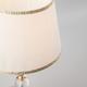 Фото №4 Классическая настольная лампа 01071/1 золото