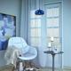 Фото №3 Подвесной светильник 50166/1 синий