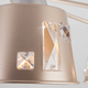 Фото №5 Потолочная люстра в стиле лофт 70105/8 шампань