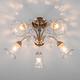 Фото №4 Потолочный светильник 30157/5 античная бронза