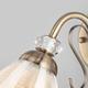 Фото №4 Настенный светильник 30155/1 античная бронза