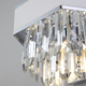 Фото №3 Настенный светильник с хрусталём 329/2 Strotskis