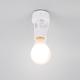 Фото №2 Инфракрасный датчик движения для ламп E27 SNS-M-15 6m 2-3.5m 60W E27 IP20 360 Белый SNS-M-15