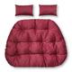 Фото №2 Подушка для двухместного кресла - кокона