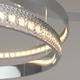 Фото №8 Светодиодная люстра с управлением по Wi-Fi 90275/5 хром