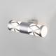 Фото №3 Fanc LED серебро настенный светодиодный светильник MRL LED 1023