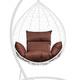 Фото №6 Подушка со спинкой и подлокотниками для подвесного кресла