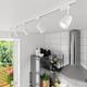 Фото №4 Светильник потолочный светодиодный Joli Белый 9W 4200K LTB19