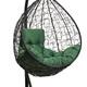 Фото №2 Подвесное кресло-кокон SEVILLA COMFORT черное + каркас